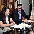 """Bari, arrestato un finanziere:  """"Ricattava il marito  di Miss preferenze""""  E spunta il nome di Schittulli"""