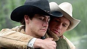 Quei cowboy innamorati   video    hanno cambiato il cinema  foto