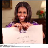 #WhiteHouseTour, Michelle straccia il divieto: la Casa Bianca apre alle foto dei turisti