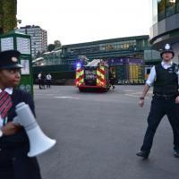 Wimbledon, allarme incendio: evacuato lo stadio