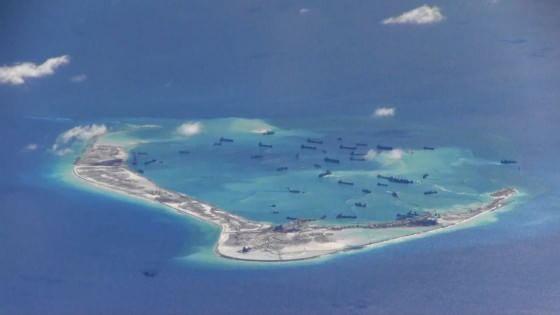 Isole Spratly, nuove foto: pista militare cinese quasi ultimata nell'arcipelago conteso
