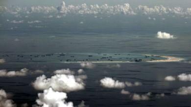 Isole Spratly: pista militare cinese   Foto   quasi ultimata nell'arcipelago conteso