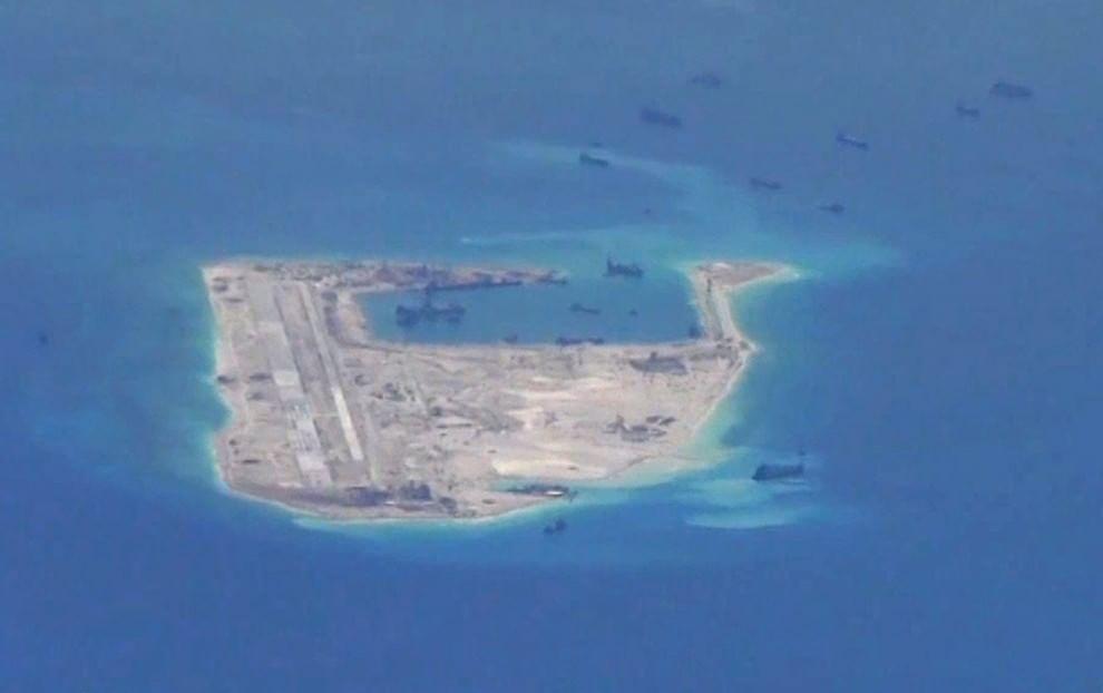 Cina: quasi pronta la pista d'atterraggio militare sulle isole contese