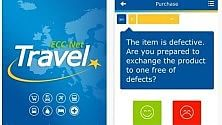 Un'app per viaggiatori, gratuita e in 25 lingue