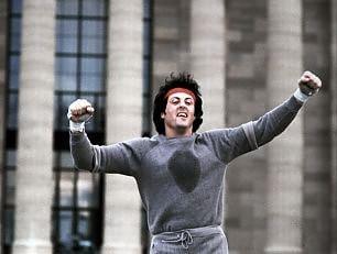 Festa a Philadelphia Rocky compie 40 anni