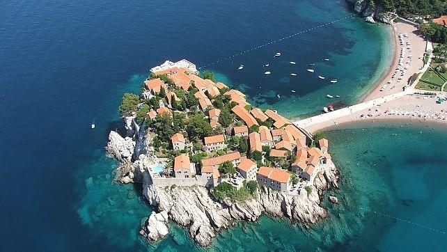 Le Venezie del Montenegro
