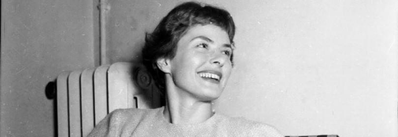 """100 anni fa nasceva Ingrid Bergman. Isabella Rossellini: """"Un esempio di libertà """"  Foto  - Vd  1  -  2  -  3"""