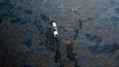 Bp, accordo da 18,7 mld di dollari  per la marea nera del Golfo del Messico
