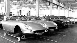 Ferrari, Rolls, Lamborghini  così nascevano le supercar