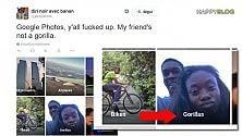 Persone di colore prese per gorilla, la gaffe razzista di Google   Foto