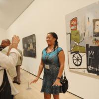 Bilbao, la grande mostra su Basquiat a Bilbao