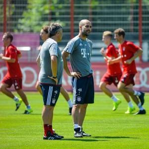 """Bayern, Guardiola non ha fretta: """"Il rinnovo? Mancano 11 mesi..."""""""