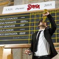 """Premio Strega 2015, vince Nicola Lagioia con """"La ferocia"""""""
