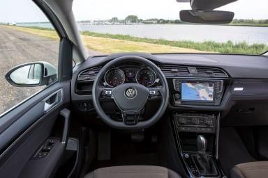 Volkswagen Touran, sì viaggiare…