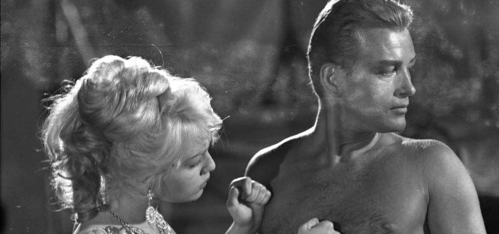 Addio a Jacques Sernas, icona del cinema anni 50