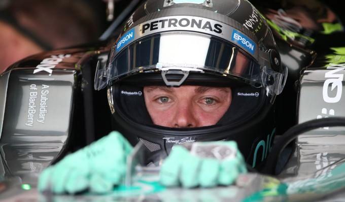 Formula Uno, Silverstone: Rosberg domina libere, Raikkonen meglio di Vettel
