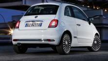Nuova Fiat 500 -   Video   la storia si ripete -   Foto