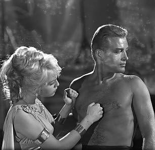 Addio a Jacques Sernas icona del cinema anni 50