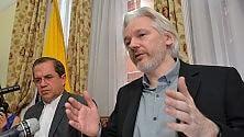 Assange, Parigi respinge la sua richiesta di asilo