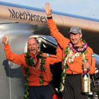 Solar Impulse 2, conclusa la tappa più dura: 8mila chilometri di volo ininterrotto