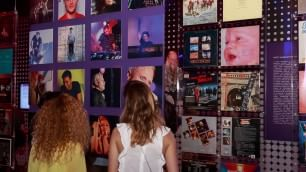 Mostra e dj set: al Maxxii la storia della musica elettronica    Foto