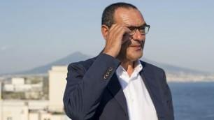 """Sarri, voglia di stupire   Video    """"Il Napoli ha avuto coraggio"""""""