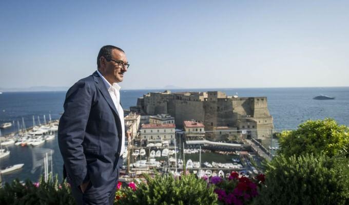 """""""Voglio stupire, Napoli coraggioso a chiamarmi"""""""