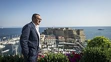 """Sarri, voglia di stupire """"Scelta coraggiosa chiamarmi a Napoli""""  di MARCO AZZI"""