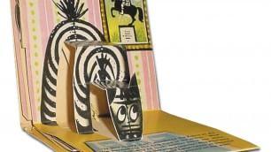 Il circo di carta esce dal libro magie pop up di un secolo fa