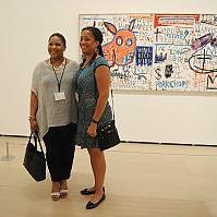 Basquiat e Gehry. A Bilbao la retrospettiva è uno show