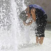 Meteo, caldo torrido sull'Italia: apice fra lunedì e mercoledì. Poi sarà tregua