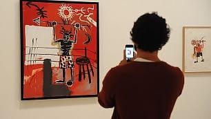 Geni a confronto a Bilbao   Leggi   al Guggenheim tutto Basquiat