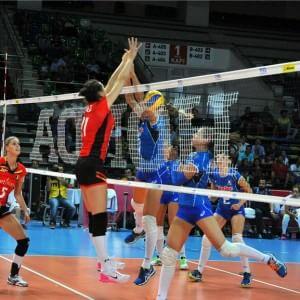 Volley, World Grand Prix: con il Belgio riscatto delle azzurre