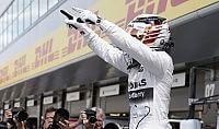 Hamilton, un'altra pole Ferrari solo in terza fila