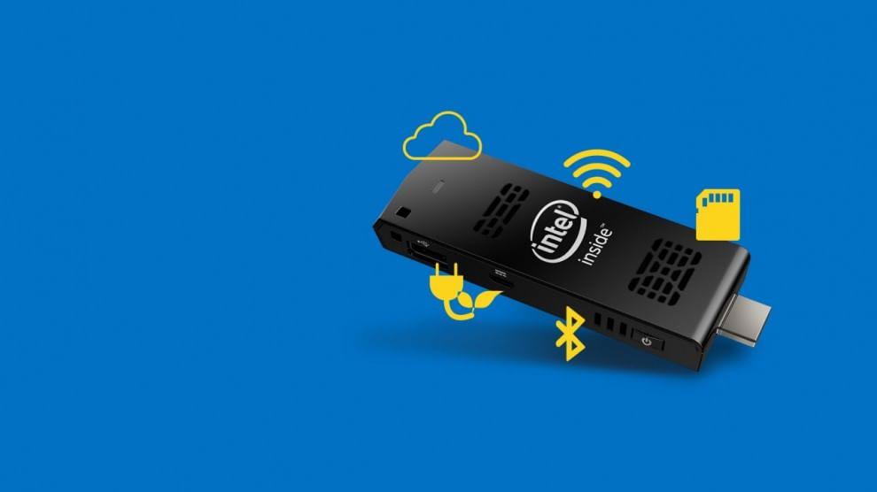Intel Compute Stick, il micro pc per la televisione