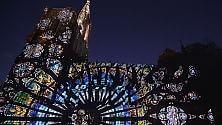 Strasburgo, i 1000 anni di Notre Dame    foto    Uno show virtuale vi svelerà com'era