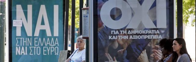 """Grecia, Varoufakis: """"Creditori come terroristi"""" Renzi: """"Italiani, non dovete avere paura"""""""