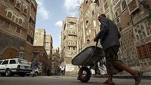 """Sanaa tra i siti """"in pericolo"""""""