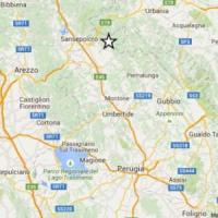 Perugia, serie di scosse sismiche. La più forte di 3.4 gradi
