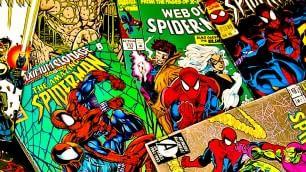Il fumetto sul tablet, i supereroi si fanno social