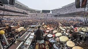 Grateful Dead, ultimo atto tre show per dire addio ai fan