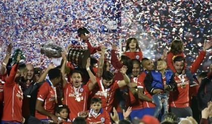 Cile campione, vittoria storica Argentina ko ai rigori (4-1)    foto