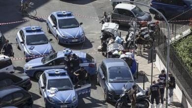 Roma, cadavere nel sacco: vittima   foto   è stata strangolata, oggi l'autopsia