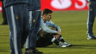 Coppa America, Argentina di nuovo ko Il Cile vince e entra nella storia   foto