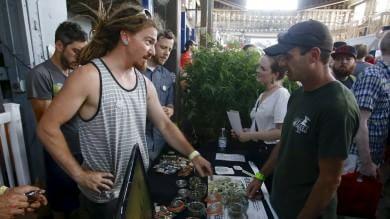 Washington festeggia marijuana legale 70 milioni di dollari di tasse in più