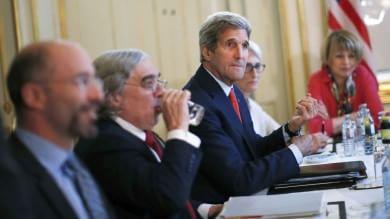 """Nucleare Iran, Kerry: """"Accordo possibile entro il 7 se Teheran non punta i piedi"""""""