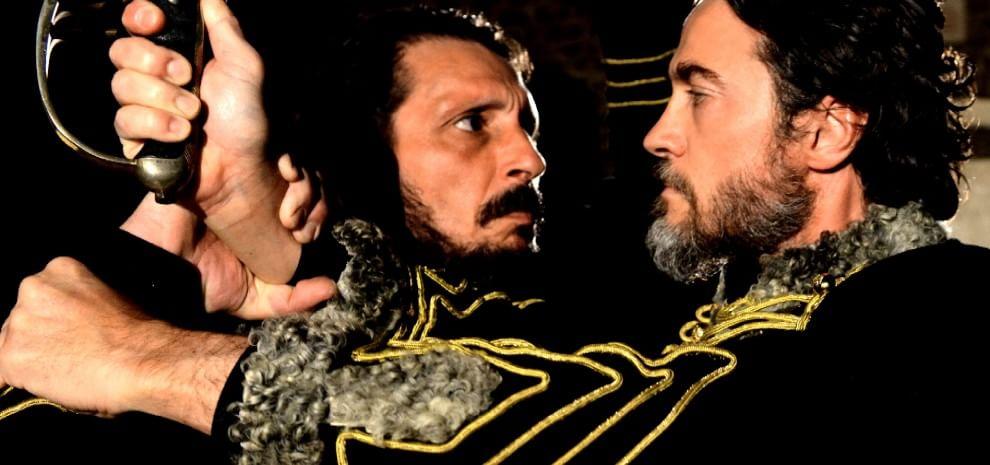 """""""I Duellanti"""", gli ussari si sfidano a Spoleto quattro amici e la loro magnifica ossessione"""