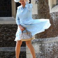 Tutta colpa del vento: Camilla ''emula''Marylin
