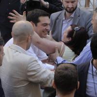 Atene, il fronte del No: la giornata di Tsipras
