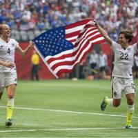 Mondiale Calcio femminile: Usa campione, battuto il Giappone 5-2